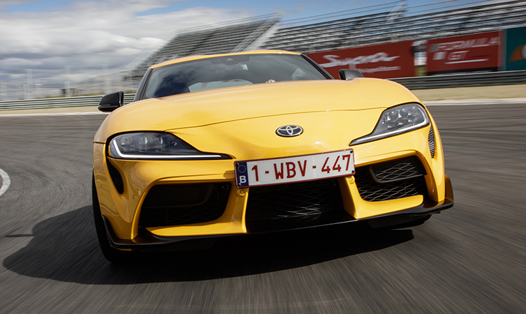 Toyota GR Supra reviews