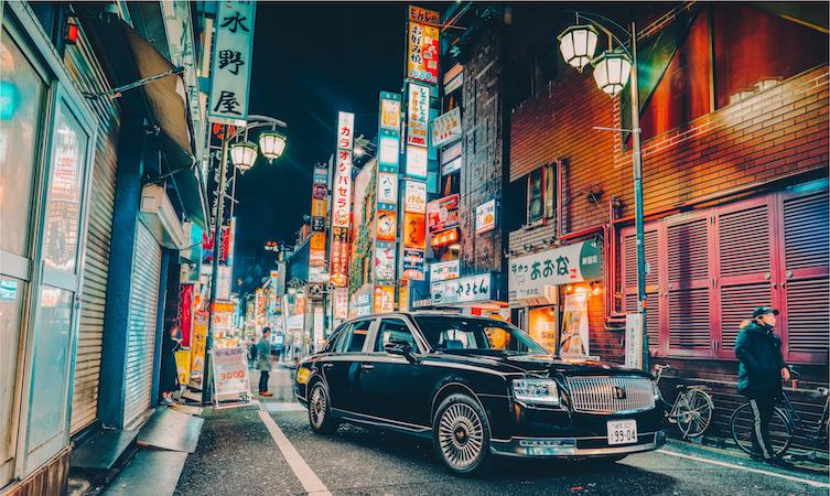Top Gear Toyota Century