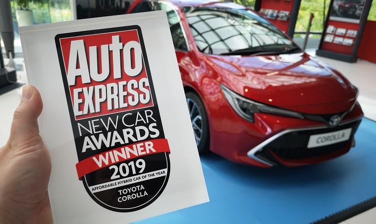 Award-winning Toyota