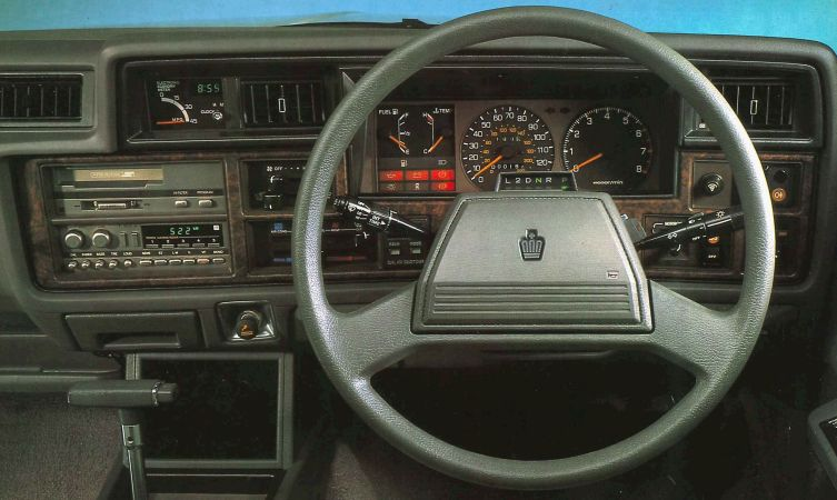 1982 Toyota Crown