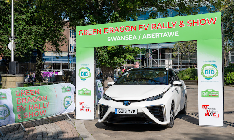 Green Dragon EV Rally 2019