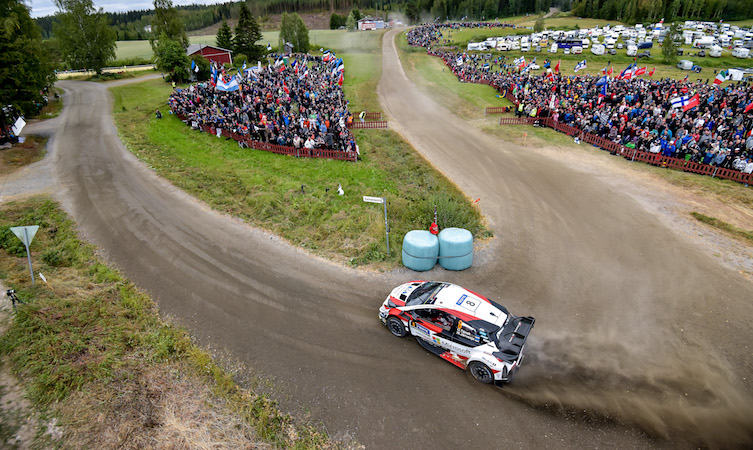 2019 Rally Finland