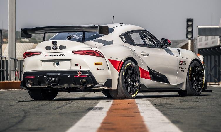 GR Supra GT4