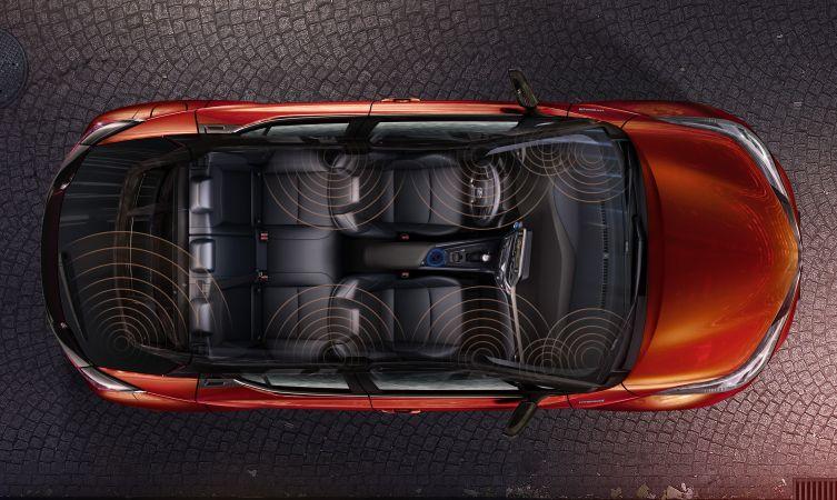 2020 Toyota C-HR design