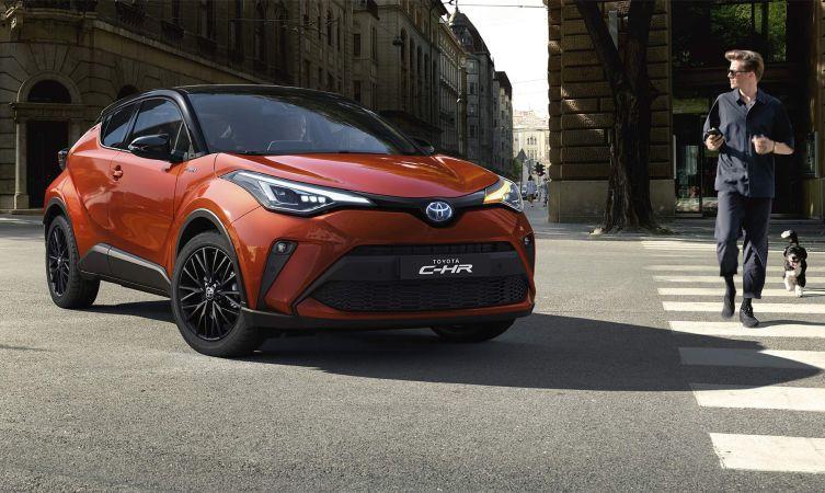 Toyota Safety Sense: