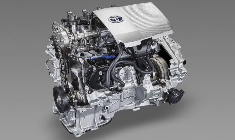 2020 Toyota C-HR powertrains