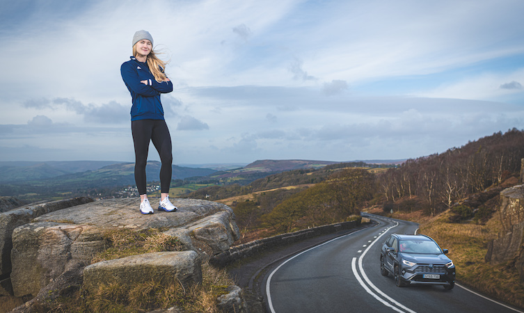 Meet the Team Toyota GB Athletes: Shauna Coxsey