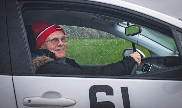 Frank Griffin Prius Plug-In Hybrid