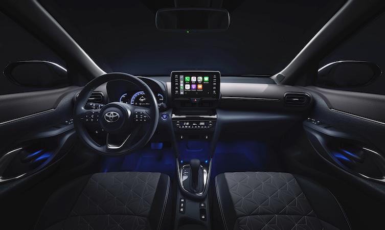 Toyota Yaris Cross interior