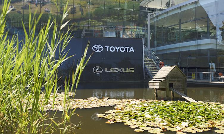 Toyota GB Biodiversity Benchmark