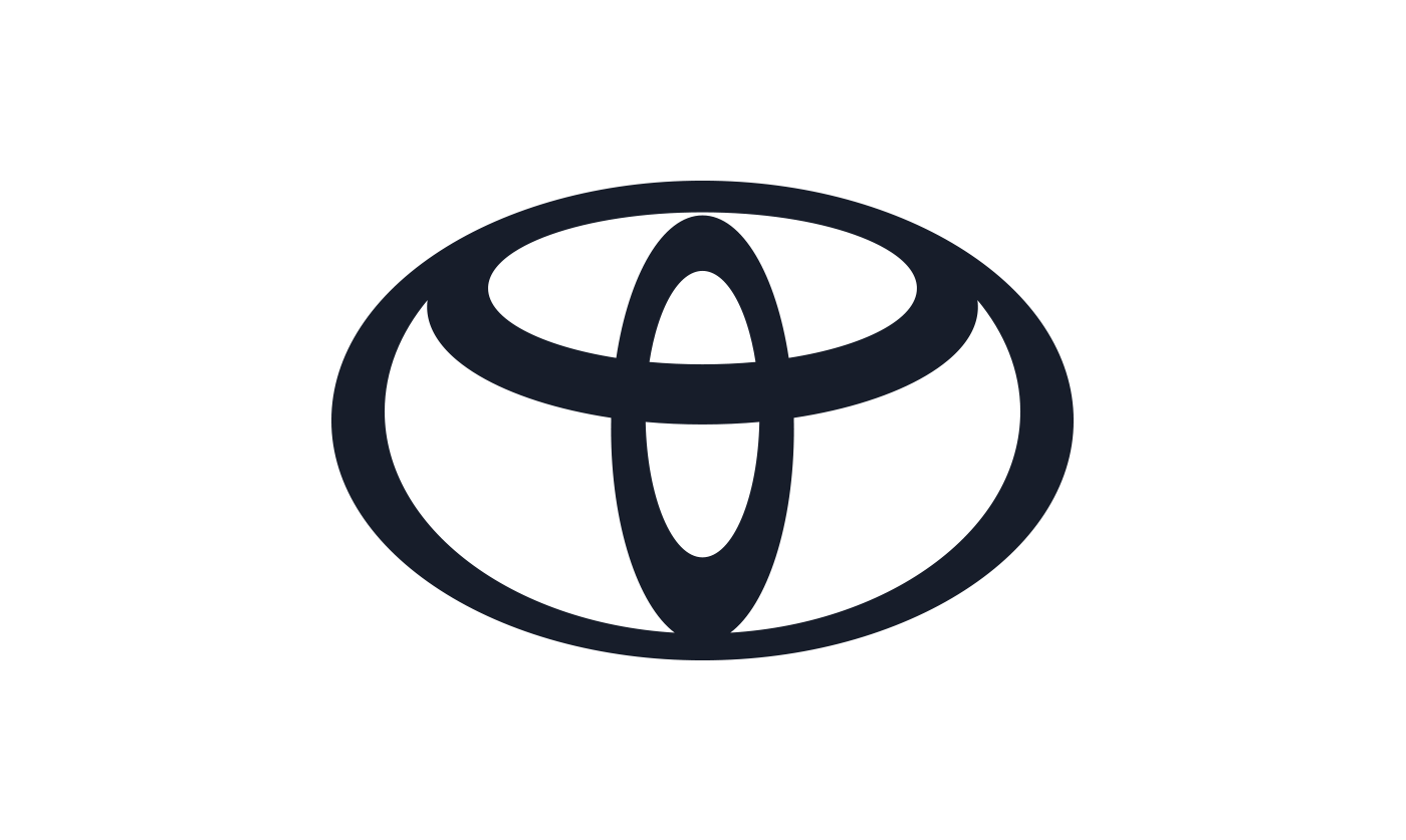 Toyota Logo What Does It Mean Toyota Uk