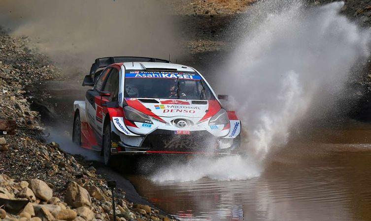 2020 WRC R5 Turkey