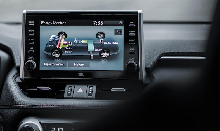 Toyota RAV4 PHEV (Europe spec)