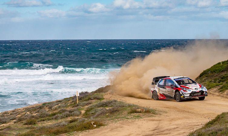 2020 WRC R6 Italy