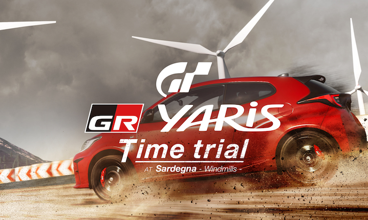 Next Gran Turismo Sport Update To Include Gr Yaris Time Trial Toyota Uk
