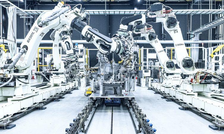 GR Yaris manufacturing