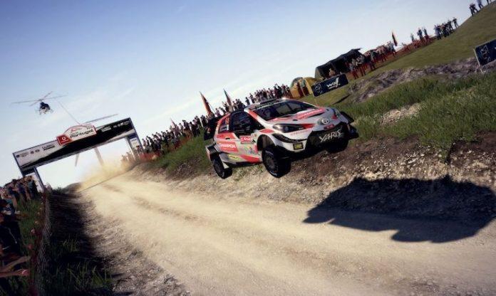 eSports WRC Toyota Yaris