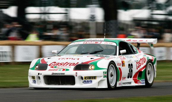 1997 TOMs Toyota Supra JGTC