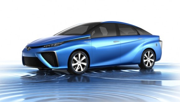 2013_Tokyo_Motor_Show_Toyota_Fuel_Cell_Vehicle_Concept_001