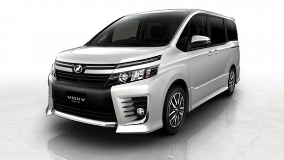 2013_Tokyo_Motor_Show_Toyota_Voxy_Concept_001