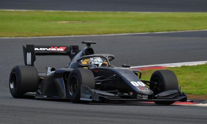 2019 Super Formula car