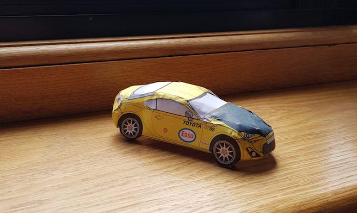 GT86 model