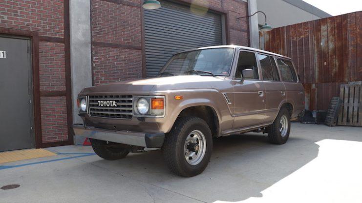 1985 Land Cruiser