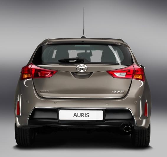 Auris 64 rear end