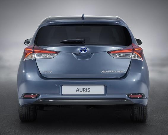 Auris rear end 15