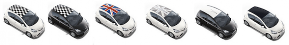 Aygo roofs