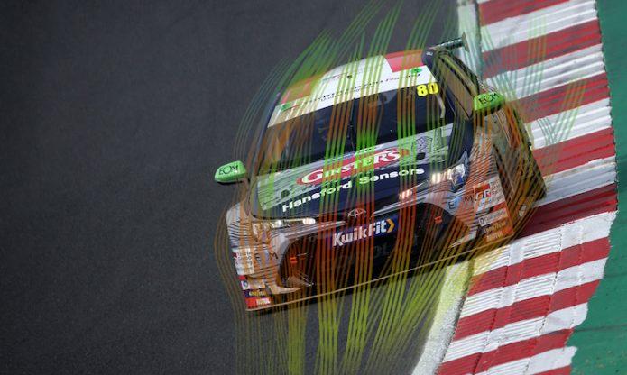 BTCC aerodynamics