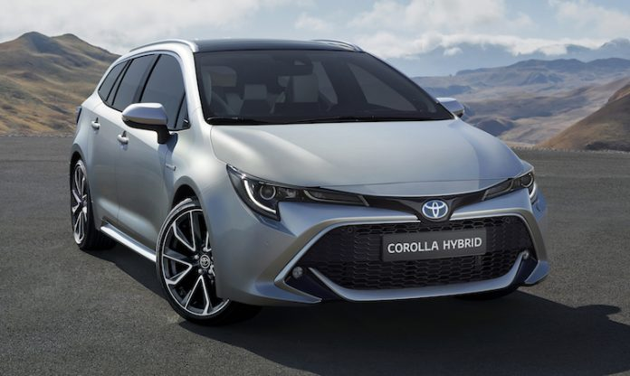 Toyota Corolla Touring Sports - New look