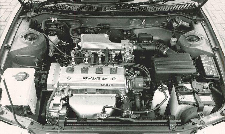 Corolla 7 1.6 4A-FE
