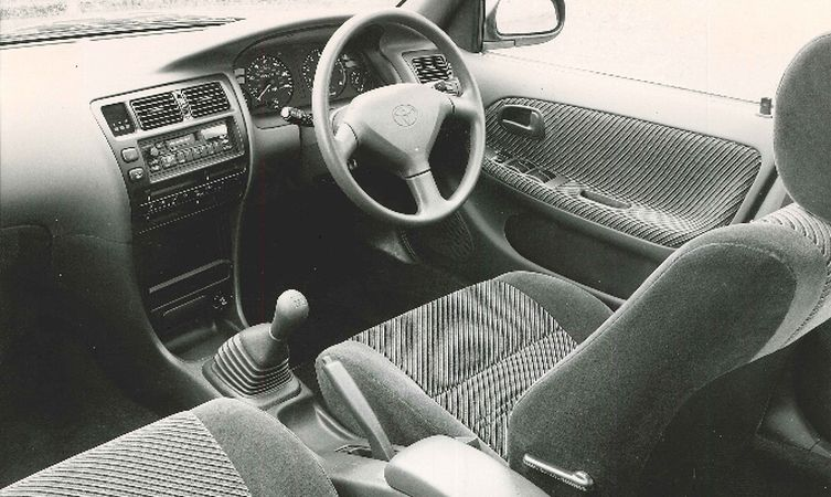 Corolla 7 1.6 Executive interior