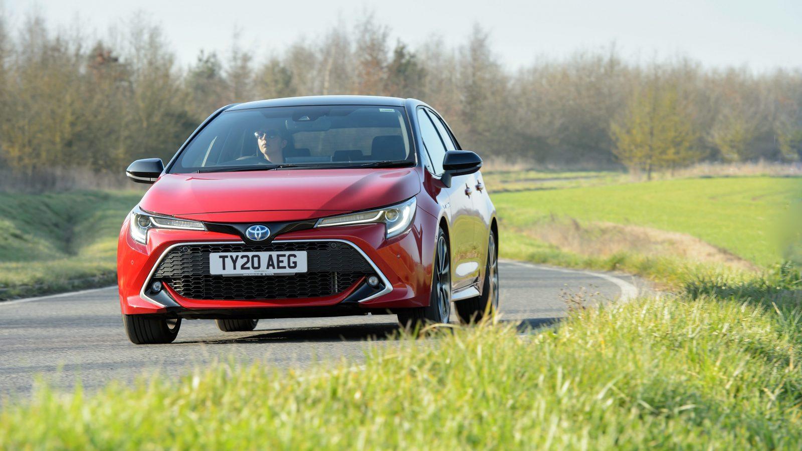 toyota corolla hybrid driving hints and tips