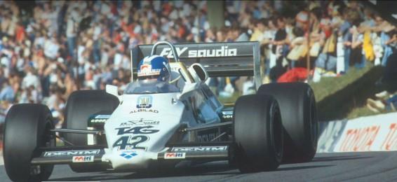 F1 Palmer