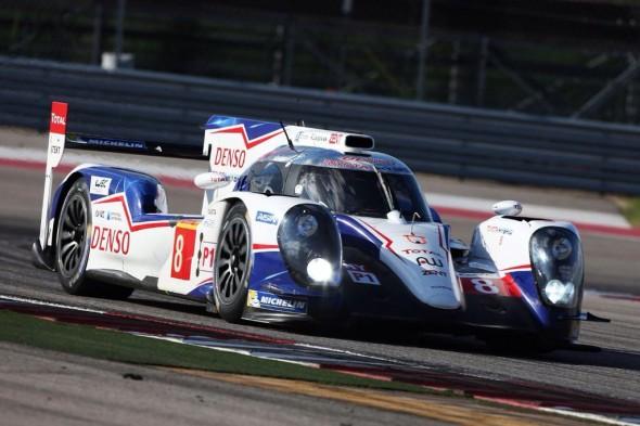 FIA WEC Circuit of the America TS040 03