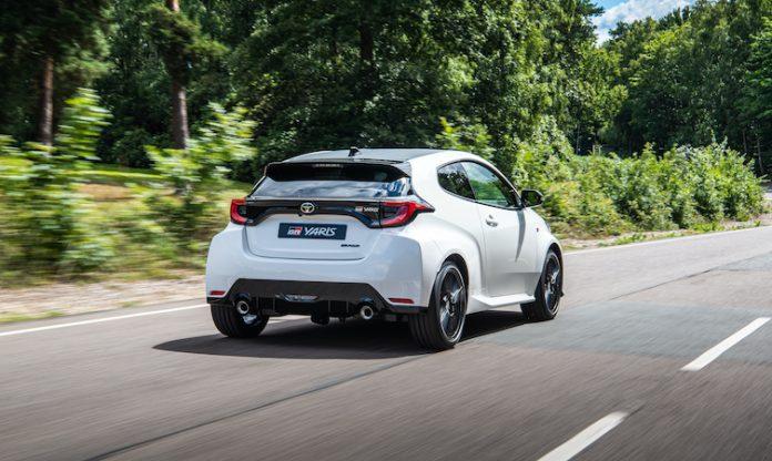 Toyota GR Yaris - Jayson Fong