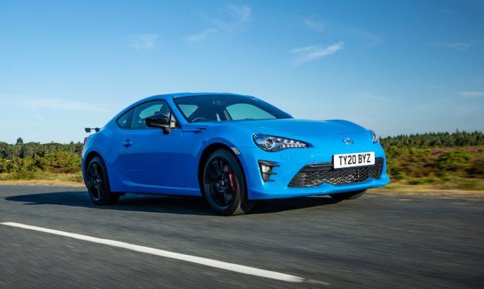 GT86 Blue Edition Dynamic