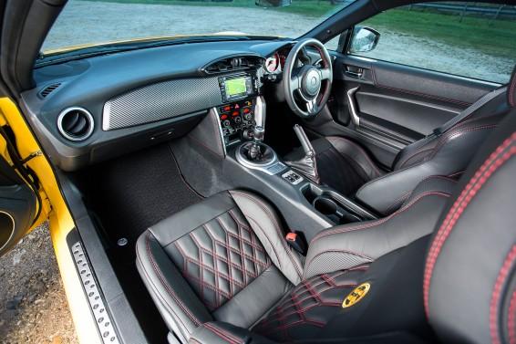 Toyota GT86 Giallo (19)