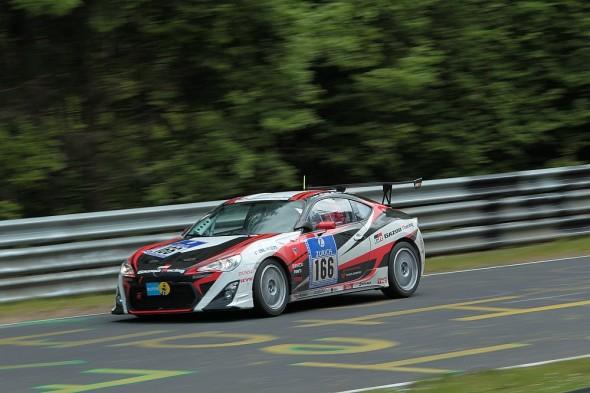GT86 nurburgring