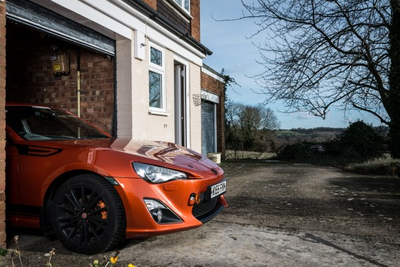 Toyota GT86 Call The Midwife 2