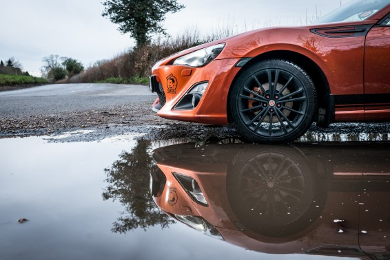 Toyota GT86 Call The Midwife 7