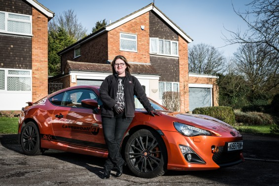 Toyota GT86 Call The Midwife 1