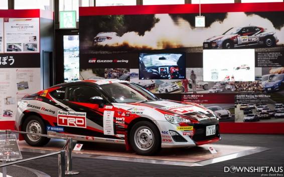 Gazoo Racing 86