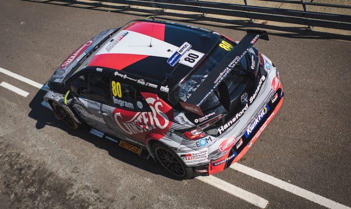 Tom Ingram - BTCC Corolla SpeedWeek