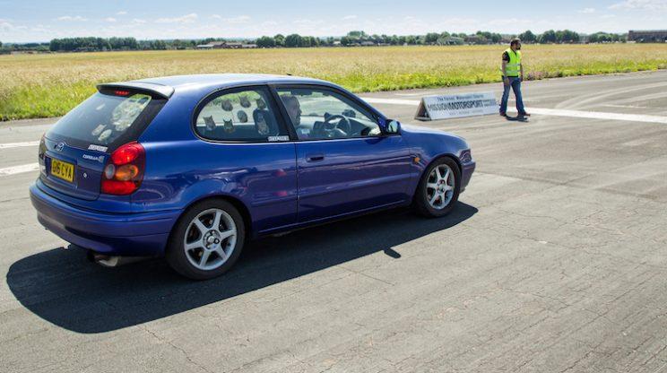 150mph Corolla G6