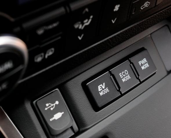 Hybrid driving modes