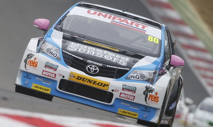 Tom Ingram Toyota Avensis BTCC
