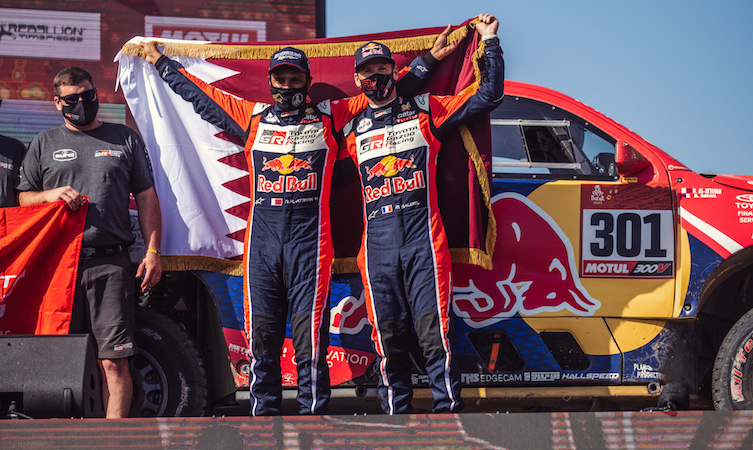 Al-Attiyah and Baumel